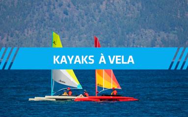 Kayaks a vela