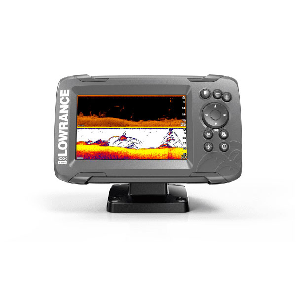"Sonda GPS Plotter LOWRANCE HOOK2-5 SplitShot, <strong> <span style=""color: #00bce4;"">339,00€ com IVA</span></strong>"