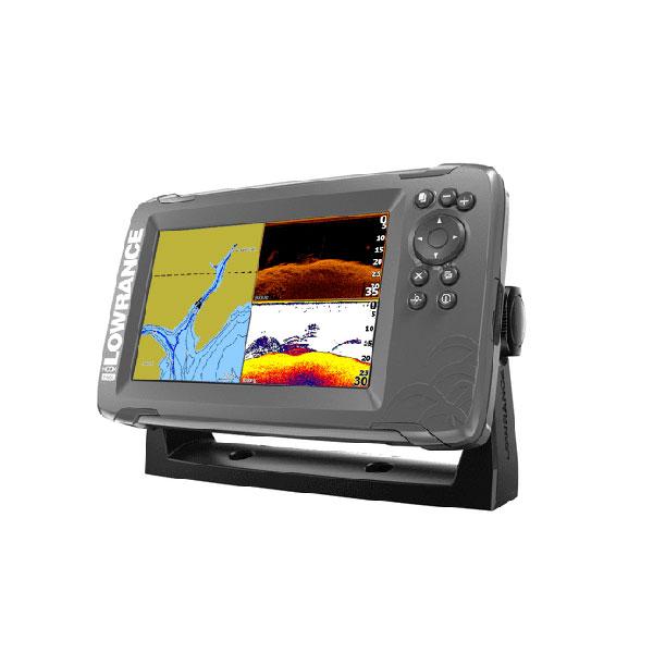 "Sonda GPS Plotter LOWRANCE HOOK2-7 SplitShot,  <strong> <span style=""color: #00bce4;"">449,00€ com IVA</span></strong>"