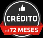 Crédito até 72 meses